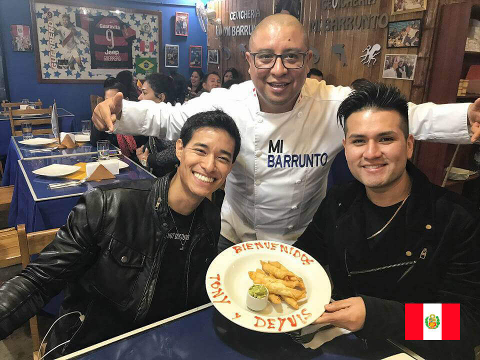 Deyvis Orozco y Tony Succar en Mi Barrunto