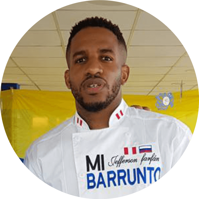 Jefferson Farfán en Mi Barrunto